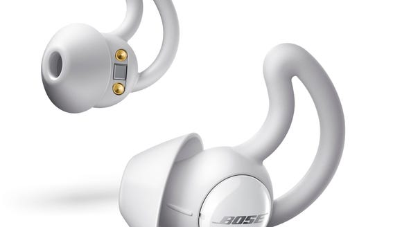 Bose Sleepbuds come with small, medium or large tips