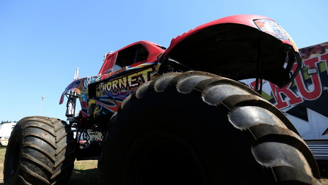 See monster trucks at the annual Sublimity Harvest Festival Sept. 9-11.