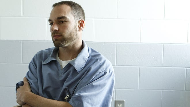 From prison, Ryan Widmer discusses his three murder trials.
