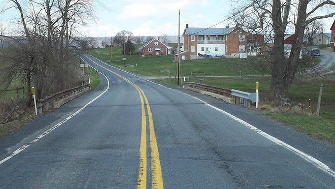 The bridge on Fort McCord Road on Hamilton Township is to be replaced this summer.