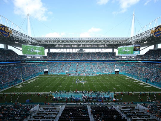 miami open site at dolphins' stadium offers better amenities
