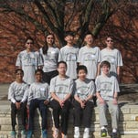 Ananth Shyamal took fourth place in a statewide MathCounts competition at Drake University on March 20, 2015.