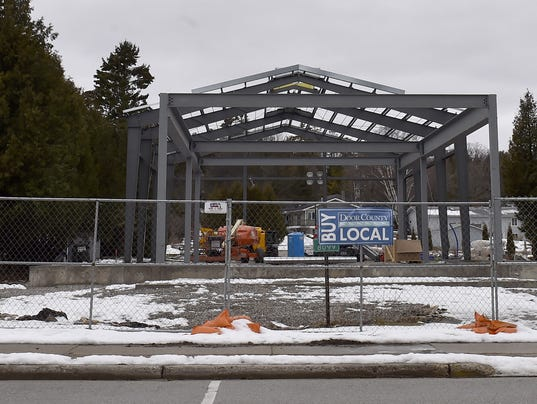 door county brewing co builds new brewery pub