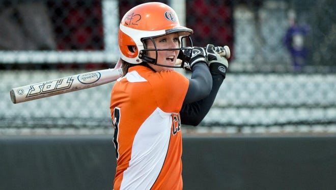 Owen alum Stephanie Jones is a senior for the Campbell softball team.