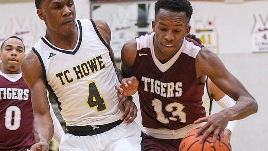 Tindley guard Eric Hunter will play in Saturday's game at Tech.