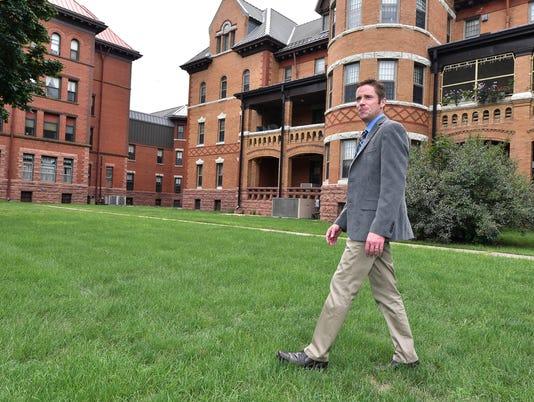 Work Persists At Cherokee Mental Health Institute