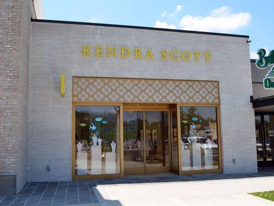 Kendra Scott is located between the new Buffalo Peak