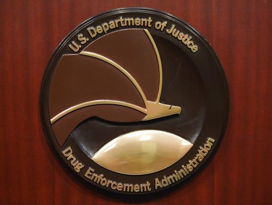 US-DRUGS-DEA-SEAL