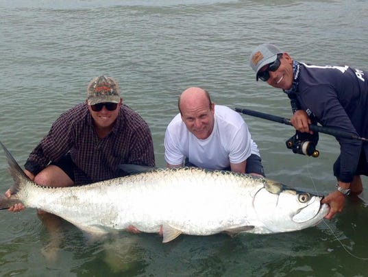 Treasure coast fishing report time to chase the silver king for Treasure coast fishing report
