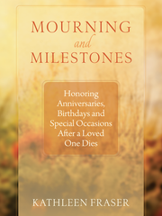 Fraser's book, 'Mourning and Milestones.'