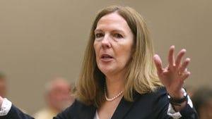 District Attorney Sandra Doorley