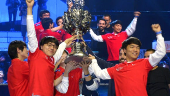 College to grant 'League of Legends' players varsity athletic scholarships