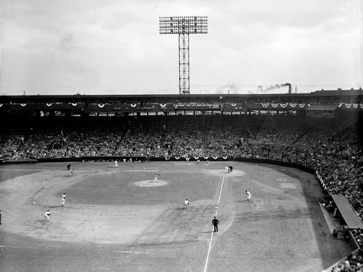 """Fenway Park, which opened in 1912, is the oldest active ballpark in Major League Baseball. These classic stadiums are known as """"jewel box"""" ballparks. Though Fenway has undergone renovations over the years, it has retained much of its original character."""