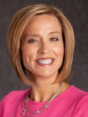Tasha Hopper, new CEO of The Hospitals of Providence Transmountain hospital campus.