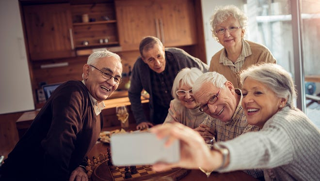 Many retirees are aging in place, and, in turn, creating naturally occurring retirement communities.