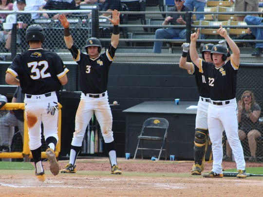 Almost half of Southern Miss' runs scored this season have come with two outs.