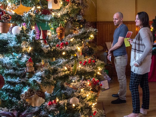 Themes Abound For Annual Festival Of Trees