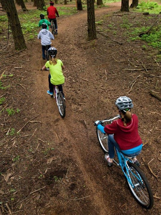 Daily Record Biking Tips Kids