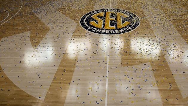 The Southeastern Conference announced a new basketball scheduling format.