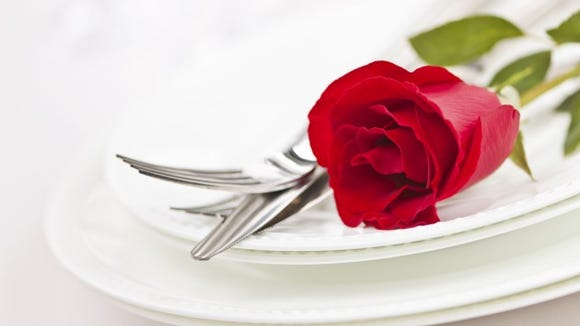 Sweethearts will find something to fit their taste to make this Valentine's weekend a special one to remember.