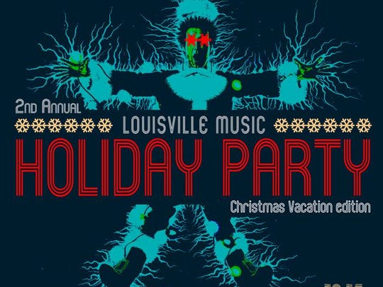 Louisville Music Holiday Party