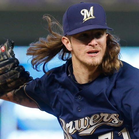 Josh Hader tweets: Brewers pitcher made mistakes as teen, but deserves forgiveness