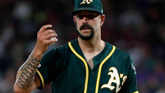 Oakland Athletics pitcher Mike Fiers, whose comments regarding his time with the 2017 Houston Astros sparked a sign-stealing investigation by Major League Baseball, has since received mixed reviews for his role.