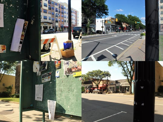 The fliers in Somerville have been taken down already.