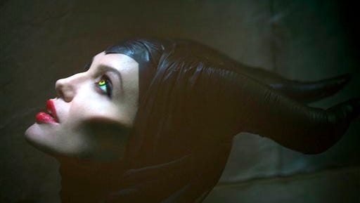 """Angelina Jolie in the title role of """"Maleficent."""" See the filmm tonight with the PNJ Movie Club at 7 p.m. at the Carmike Pensacola 18 on W Street."""