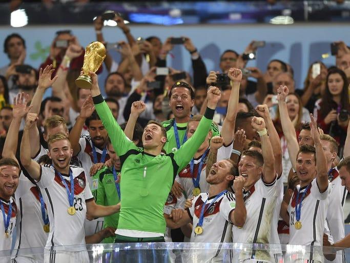 2014 - Germany