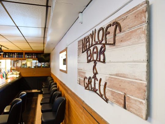 The Hayloft Bar & Grill, gets ready to open under new ownership Friday, March 4, in Luxemburg after being closed for four years.