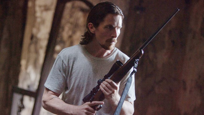 Christian Bale stars in the neo-noir thriller 'Out of the Furnace.'