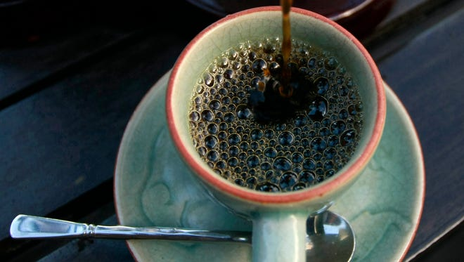 Coffee may help small blood vessels work better, study shows.