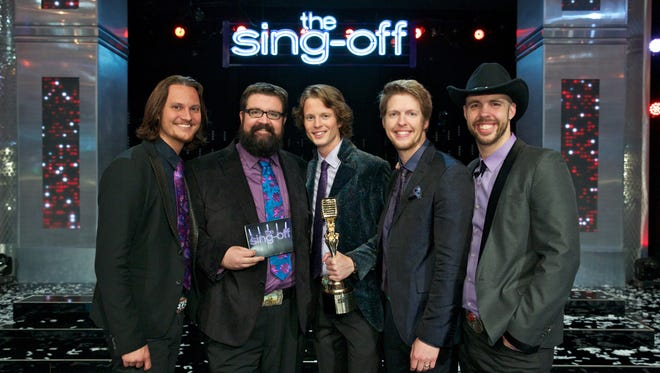 Home Free claimed final bragging rights for Season 4 of NBC's 'The Sing-Off.'