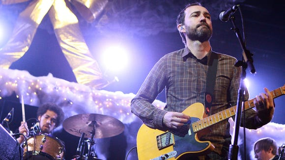 Broken Bells, which features Danger Mouse and James Mercer, will perform at the Firefly Music Festival this summer.