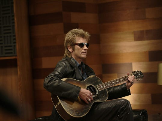 Denis Leary ready to rock FX once again