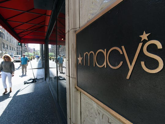 Department stores, including Macy's, looking for ways to evolve