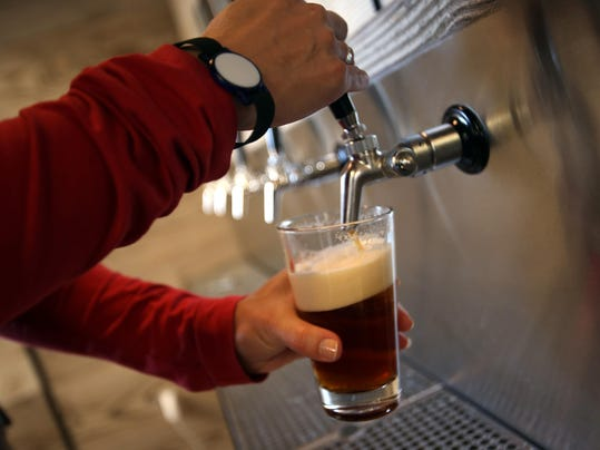 Will self-serve beer render bartenders obsolete?