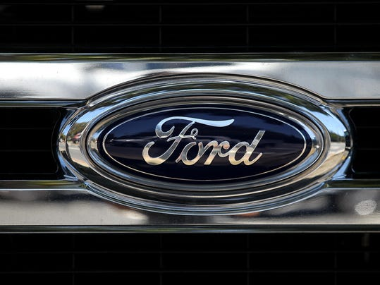 Ford Quarterly Profits Rise On Sales Of Its Large Vehicles