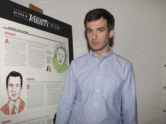 """2014 Variety's """"10 Comics To Watch"""" Cocktail"""