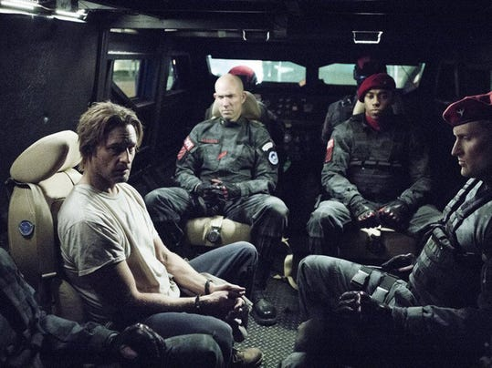 'Colony' is familiar in all the wrong ways