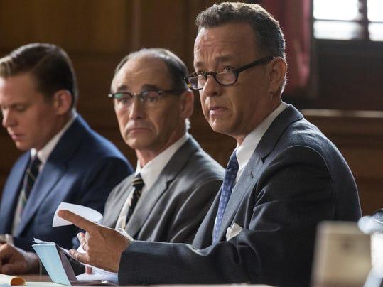 Tom Hanks, Mark Rylance Billy Magnusson
