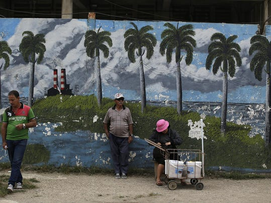 US companies line up to do business in Cuba