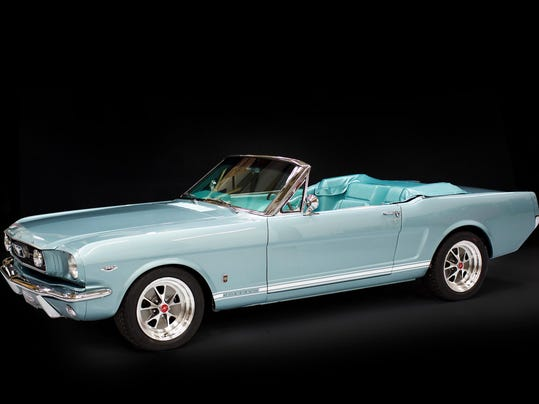 Larry Printz: Florida man builds modern memories one Mustang at a time