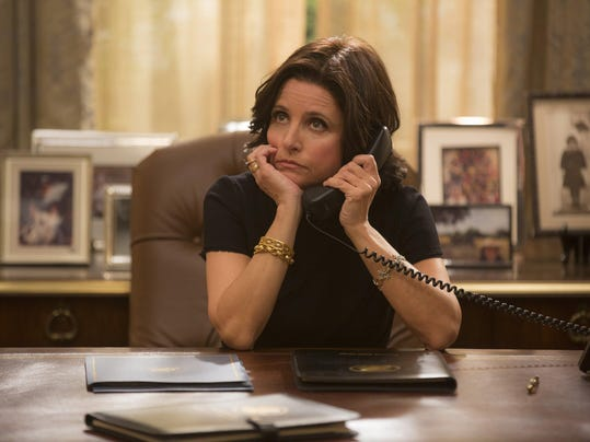 The women TV elected to the Oval Office