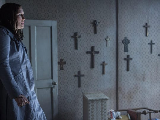'The Conjuring 2' movie review
