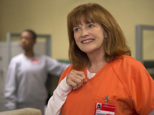 Blair Brown goes to jail and loves it