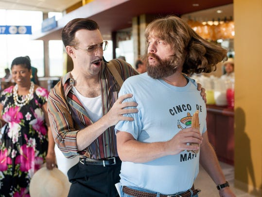 """Masterminds"" movie review"