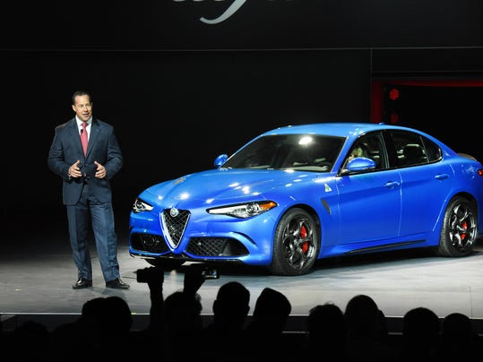 2018 Alfa Romeo Stelvio Quadrifoglio World Debut