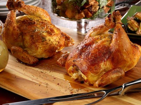 Go-to, sure-fire chicken recipes that deliver big flavor